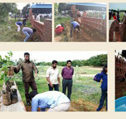 100 Saplings – Nursey, on 31 Aug 2018