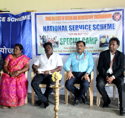 NSS Special Camp, from 12 - 18 Feb 2020